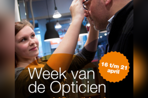 De week van <strong>de opticien</strong>
