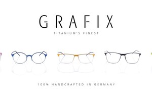 Grafix 'titanium's finest' Made in Germany