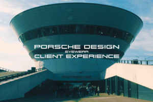 <strong>PORSCHE DESIGN EYEWEAR</strong><br />