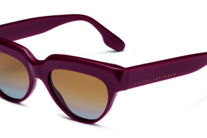 Victoria Beckham Eyewear: een geraffineerde finishing touch