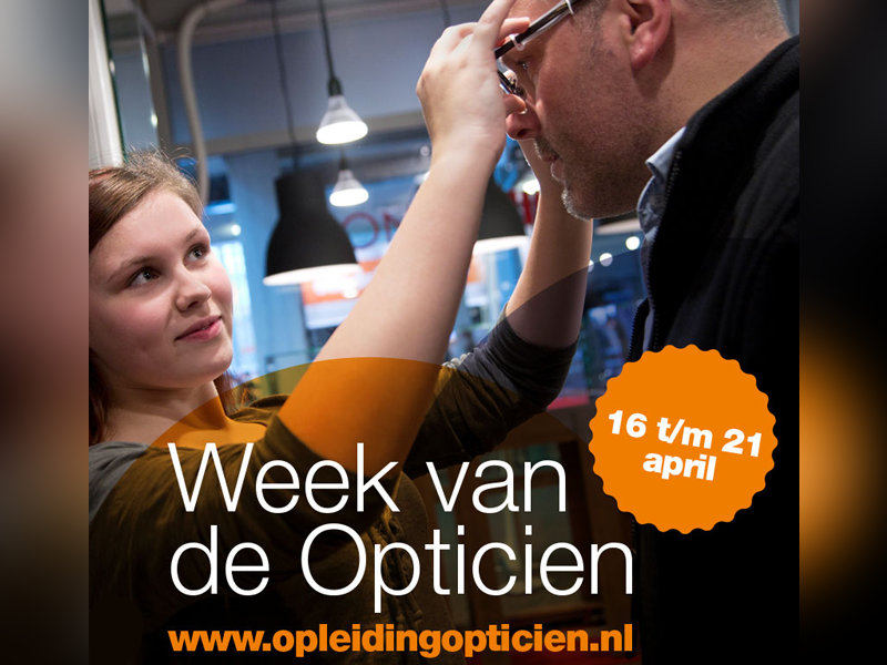 De week van de opticien