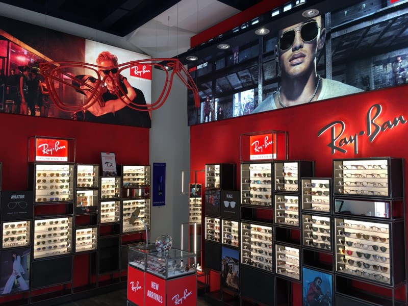 Greving & Greving opent Ray-Ban winkel