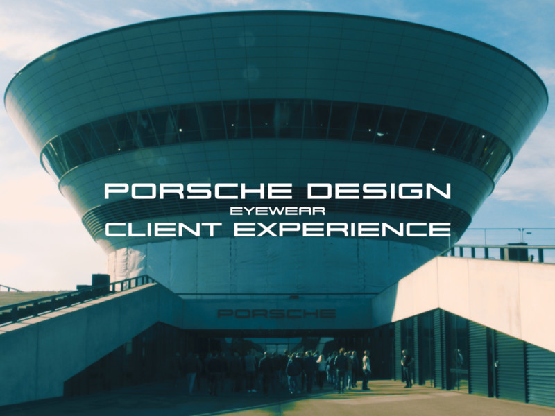 PORSCHE DESIGN EYEWEAR