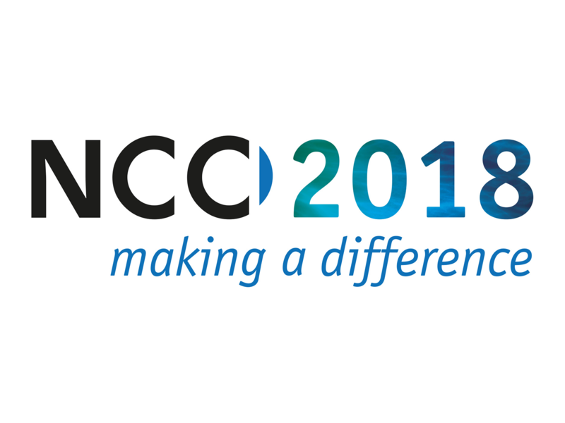 Dit weekend NCC 2018  'Making a difference'