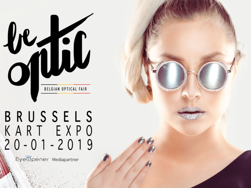 BE OPTIC 2019 opent 20 januari deuren in Brussel