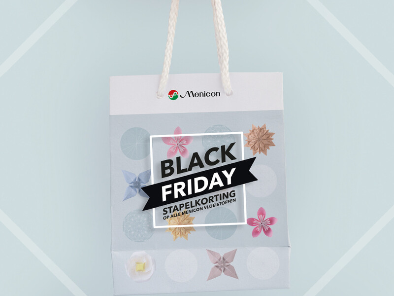 Black Friday bij Menicon!