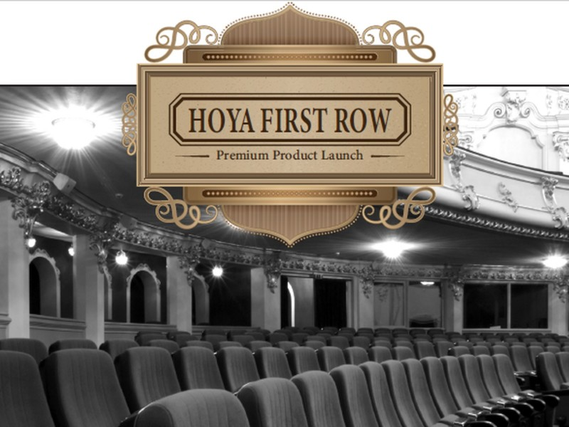 HOYA First Row Sessions