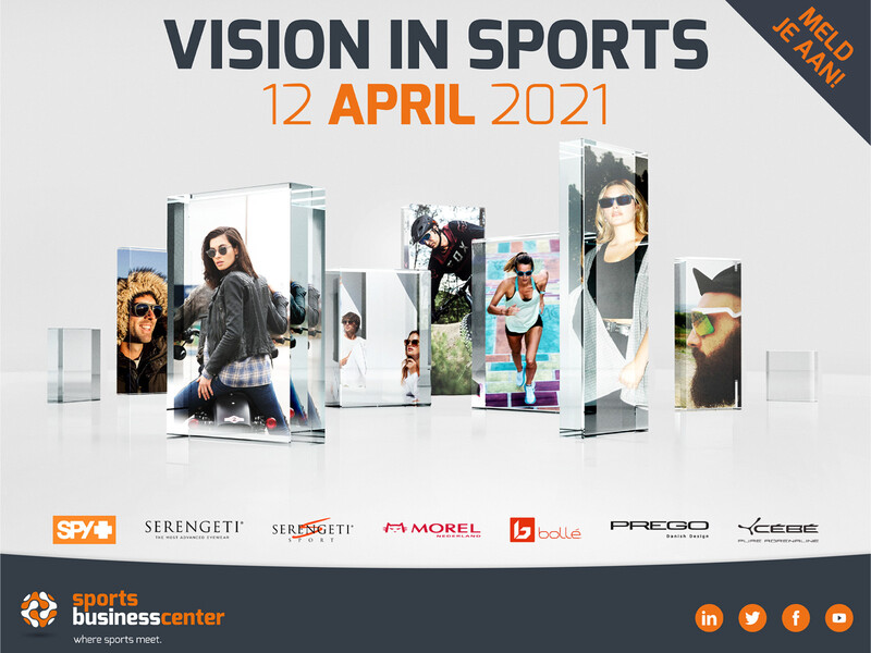 Vision in Sports - corona-proof pop-up showroom