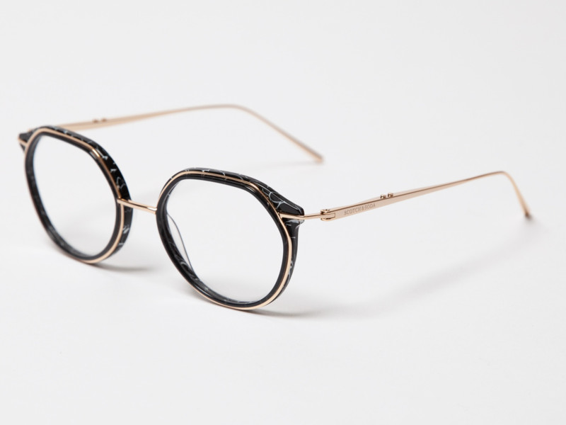 Scotch & Soda Eyewear Launch Collection