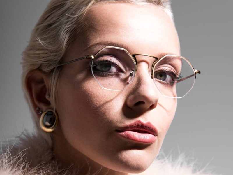 Eye Eye Caramba presenteert  David Marc Eyewear