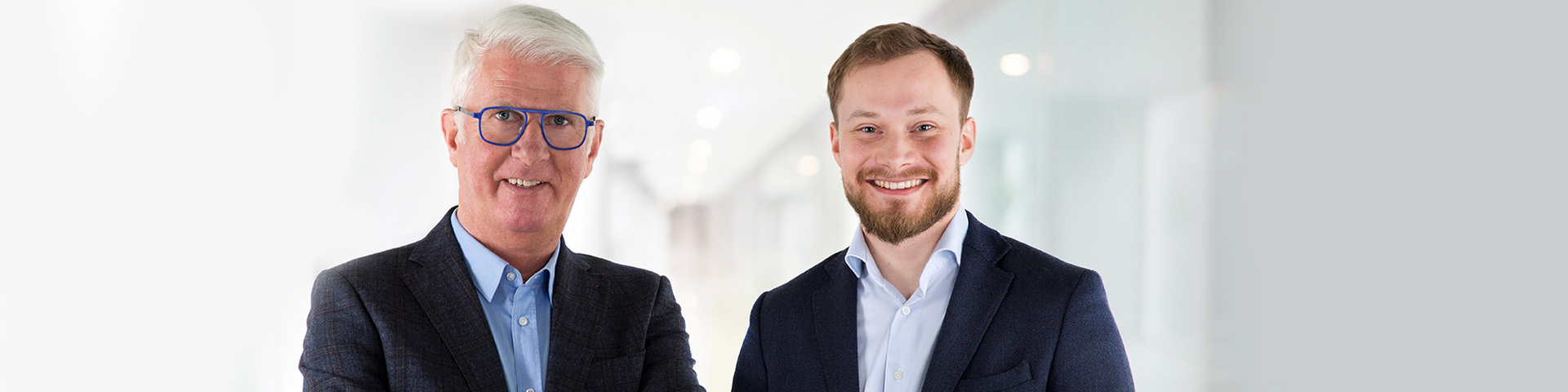 Twee nieuwe Professional Relations Managers Bausch + Lomb